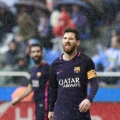Leo Messi Riazor Liga Santander EFE