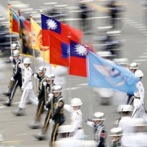 soldats exercit taiwan - efe