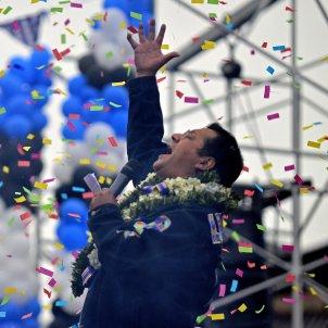 Luis Arce eleccions Bolivia