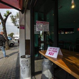 Bars locals terrassa negocis restaurants tancats buits coronavirus covid-19 crisi  - Sergi Alcazar