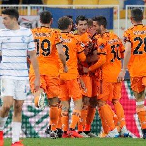 Álvaro Morata Juventus Gol Dinamo Kiev EFE