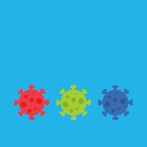 Coronavirus colores