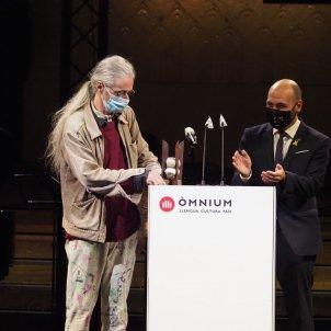 Enric Casasses, Premi d'Honor/Òmnium