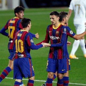 Leo Messi FC Barcelona Ferencváros EFE
