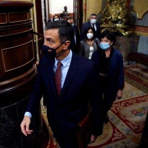 Pedro Sánchez moció congres - EFE