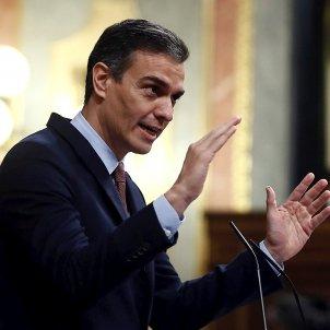 Pedro Sánchez moció censura Vox 2 EFE