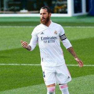 Sergio Ramos Reial Madrid EuropaPress