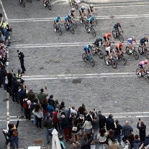 La Vuelta a Pamplona EFE