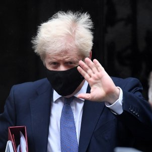 Boris Johnson primer ministre Regne Unit - Efe