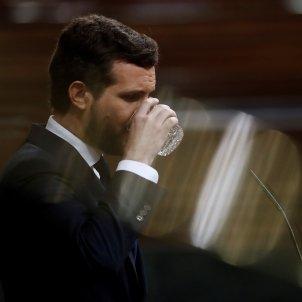 pablo casado mocio censura EFE
