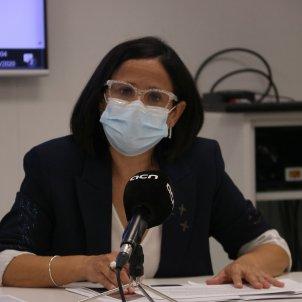 Cinta Pascual presidenta ACRA residències - ACN