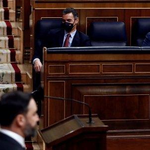 sanchez abascal mocio censura EFE