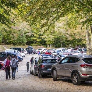 parc Montseny massificació Covid Diputació de Barcelona