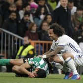 Marcelo Reial Madrid Betis Efe