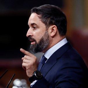 Santiago Abascal Vox Congrés - efe