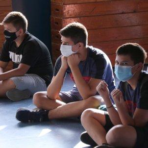 Alumnes Institut Cristòfol Despuig de Tortosa / ACN