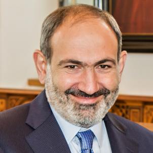 Nikol Paizinian primer ministre Armenia Raimond Spekking Vikipedia