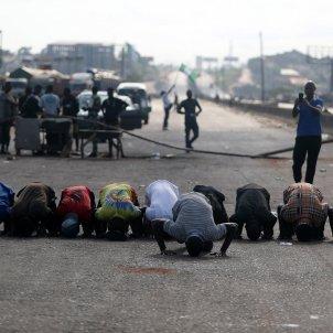 protestants nigeria Efe