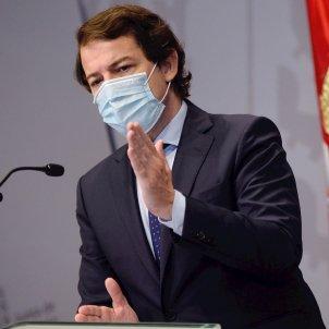 president junta Castilla y León, Alfonso Fernández EFE