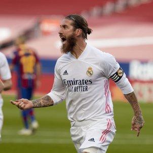 Sergio Ramos Reial Madrid Europa Press