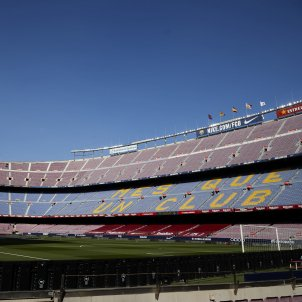 Camp Nou buit Barca Madrid Europa Press