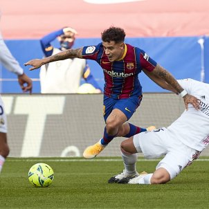 Philippe Coutinho Barca Reial Madrid Europa Press