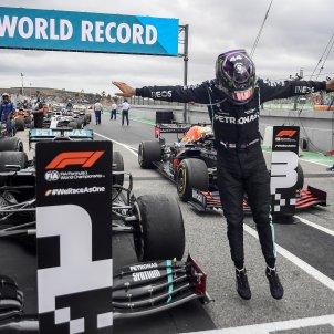 Hamilton Mercedes Fórmula 1 / EFE
