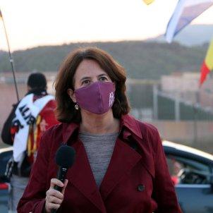 Elisenda Paluzie ANC lledoners presos polítics - ACN
