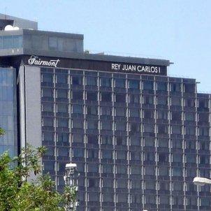 Hotel Rey Juan Carlos I  Wikimedia Commons Zarateman