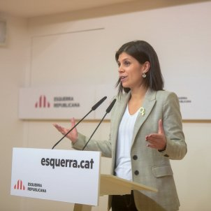 Marta Vilalta ERC - Marc Puig (ERC)