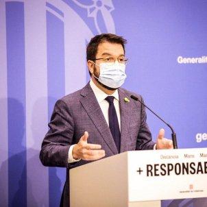 Pere Aragonès - Govern