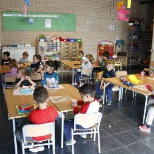escola classe nens coronavirus - ACN