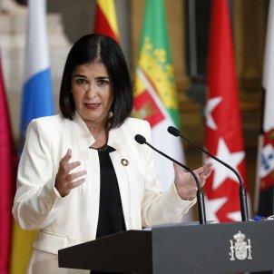 Ministra Carolina Darias - Efe
