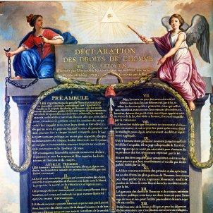 Declaració dels drets de l'home i del ciutadà 1789 (Jean Jacques François Le Barbier)