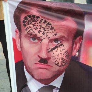 Turquia Macron França EFE