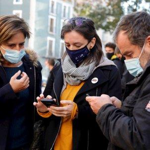 Marina Llansana ERC parella Oriol Soler Tsunami detencions 4 EFE