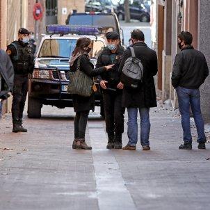 Marina Llansana ERC parella Oriol Soler Tsunami detencions 3 EFE