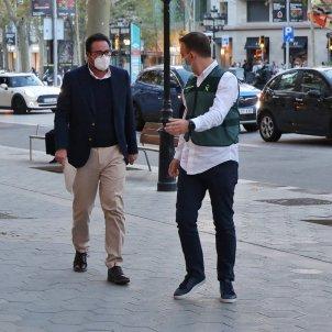 David Madí detingut - Sergi Alcàzar