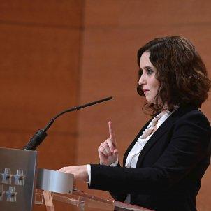Madrid Isabel Díaz Ayuso - Efe