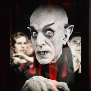 vampirs exposicio @caixa forum