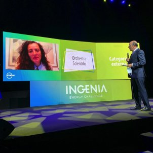 Imatge dels premis de Enagás. Foto: Enagás