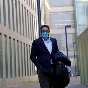 David Madí surt llibertat Ciutat Justícia EFE