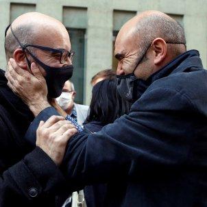 Oriol Soler Xavier Vendrell  llibertat Ciutat Justícia EFE