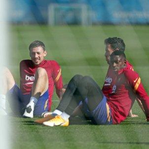 Lenglet Barça FC Barcelona