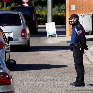 policia local madrid control coronavirus - efe