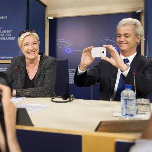 Le Pen Wilders - Eurocambra
