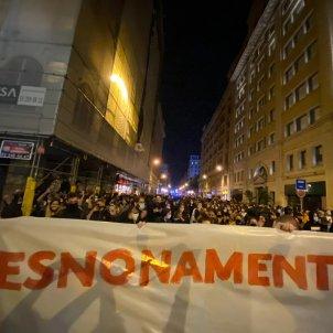manifestacio desnonaments - Guillem RS