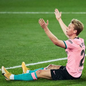 De Jong Barcelona Alabes Europa Press