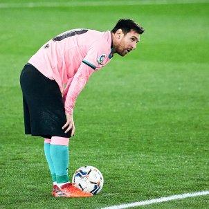 Messi Barca rosa EuropaPress