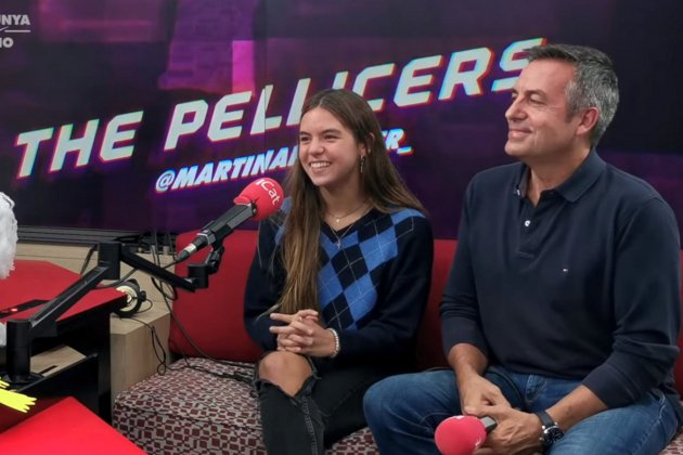 Ramon Pellicer e hija Martina en Catalunya Ràdio Youtube KIDS